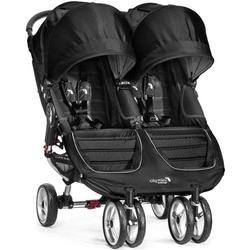 Baby Jogger 1959383 - City Mini Double Stroller - Black/Gray
