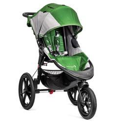 Baby Jogger 1959591 - Summit X3 Single Jogging Stroller - Green/Gray