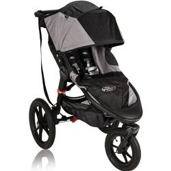 Baby Jogger 1959390 Summit X3 Single Jogging Stroller - Black Gray