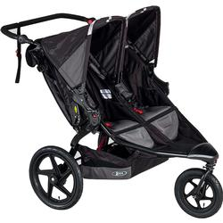 BOB U601856- Revolution FLEX Duallie Double Stroller - Black