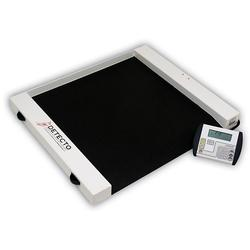 Detecto CR-500D Digital Medical Wheelchair Scale, 500 lb x 0.2 lb