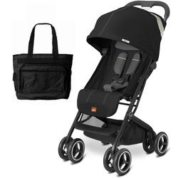 Goodbaby GB QBIT Plus Baby Stroller with Diaper Bag Monument Black