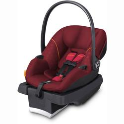 Goodbaby GB, 616120003, Asana Infant Car Seat, Rear Facing, with leg base, Dragonfire Red