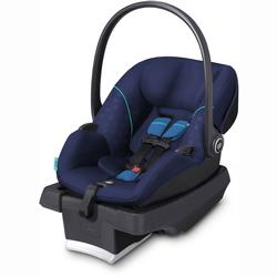 Goodbaby GB, 616120004, Asana Infant Car Seat, Rear Facing, with leg base, Seaport Blue