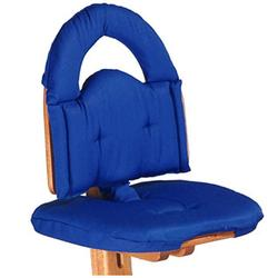 Svan Chair Cushion, Blue