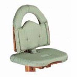 Svan Chair Cushion, Sage