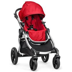 Baby Jogger 1959407 City Select Single Stroller - Ruby