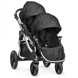 Baby Jogger 2016 City Select Stroller with 2nd Seat - Onyx