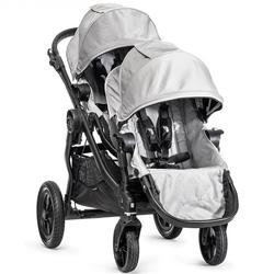 Baby Jogger 2016 City Select Stroller with 2nd Seat - Silver
