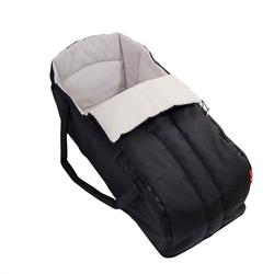 Phil & Teds Cocoon Baby Carrycot - Black
