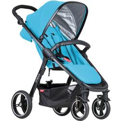 Phil & Teds  Smart Buggy Baby Stroller - Cyan