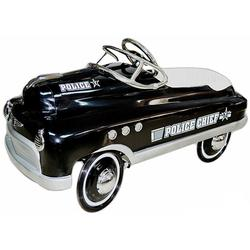 Airflow Collectibles AF117 Police Comet Car Pedal Riding Toy