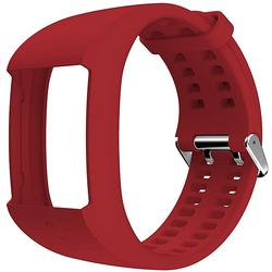 Polar 91059824 - M600 Smart Watch Strap - Red / Medium