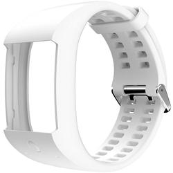 Polar 91059826 - M600 Smart Watch Strap - White / Medium