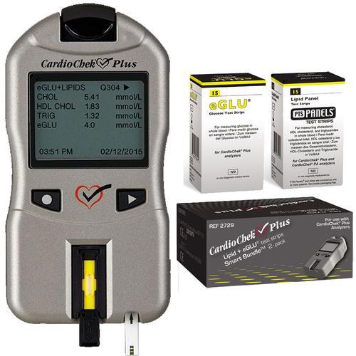 CardioChek PLUS Professional Blood Analyzer Testing Device