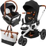 Quinny Moodd Special Edition City-Smart Travel System Jetset by Rachel Zoe