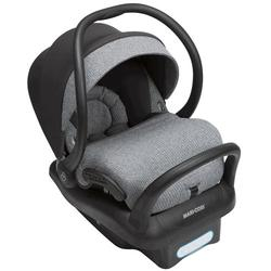 Maxi-Cosi Shadow Grey Sweater Knit Mico Max 30 Special Edition Infant Car Seat with FREE Baby on Board Sign