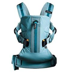 Baby Bjorn 094066US Baby Carrier One Outdoors - Turquoise