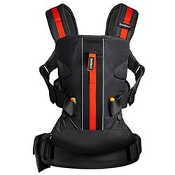 Baby Bjorn 094068US Baby Carrier One Outdoors - Black