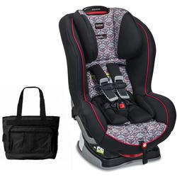 Britax Boulevard G4.1 Convertible Car Seat - Baxter with Bonus Stylish Diaper Bag