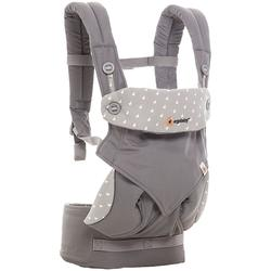 Ergo Baby BC360ADWGY - 4 Position 360 Carrier - Dewey Grey