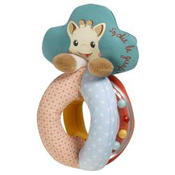 Vulli 210200 Sophie La Giraffe Plush Rattle with Beads