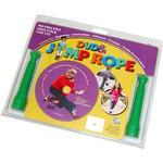 Redmon 9220 Fun and Fitness Exercise Equipment for Kids - Rene Bidaud Instructional DVD & Jump Rope Set
