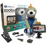 Infanttech Zooby Car and Home Video Baby Monitor - Dinosaur