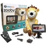 Infanttech Zooby Car and Home Video Baby Monitor - Giraffe