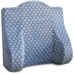 Back Buddy All in One Back Support Pillow for Maternity, Nursing & Postpartum - Minky Brooks