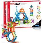 Guidecraft G9200 PowerClix Frames Magnetic Building Toys 48 Pc. Set