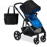 Britax B-Ready Stroller with Diaper Bag  - Capri