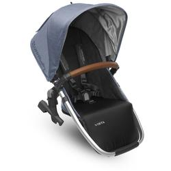 UPPAbaby 0917RBSHEN - Vista Rumbleseat - Henry (Blue Marl/Silver)