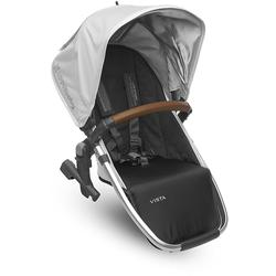 UPPAbaby 0917RBSLOC - Vista Rumbleseat - Loic (White/Silver)