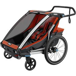 Thule 10202004 Chariot Cross 2 Multisport Trailer - Roarange/Dark Shadow