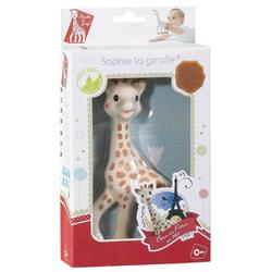 Vulli 101-23 Sophie the Giraffe Red Box Gift Box