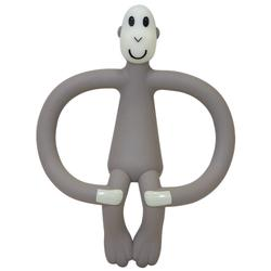 Matchstick Monkey Teether Toy - GREY