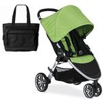 Britax B-Agile 3 Stroller with Diaper Bag  - Meadow