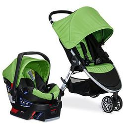 Britax S06020400 B-Agile 3 / B-Safe 35 Travel System - Meadow