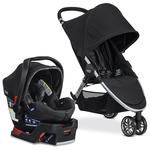 Britax - B-Agile 3/B-Safe 35 Elite Travel System - Domino