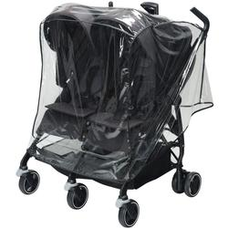 Maxi-Cosi CV336CLR Dana For 2 Double Stroller Rain Shield