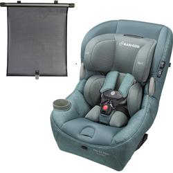 Maxi-Cosi Pria 85 Max Convertible Car Seat - Nomad Green with BONUS Retractable Window Shade