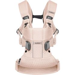 Baby Bjorn 093012US Baby Carrier One Air - Powder Pink Mesh