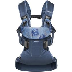 Baby Bjorn 093052US Baby Carrier One - Midnight Blue/Leaf