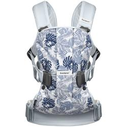 Baby Bjorn 093054US Baby Carrier One - Leaf Print/Pale Blue