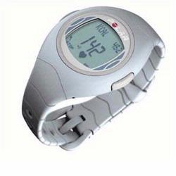 Polar F-4 Heart Rate Monitor, Blue Ice