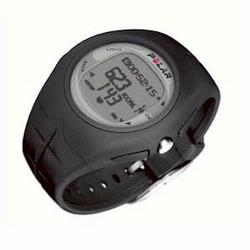 Polar F-6 Mens Rate Monitor, Black Coal