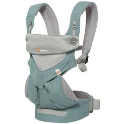 Ergo Baby BC360PICYMT - 4 Position 360 Cool Mesh Carrier - Icy Mint