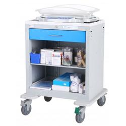 Doran DS4900 Neonatal/Infant Scale Cart for DS5040 DS4100 and DS4300