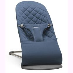 Baby Bjorn 006015US Bliss Bouncer Cotton - Midnight Blue